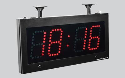 DIGITAL OUTDOOR CLOCK
