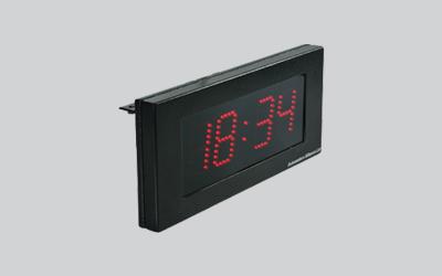 DIGITAL INDOOR CLOCK