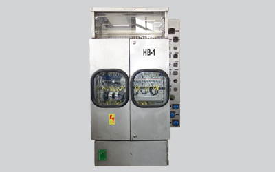 AUXILIARY SUPPLY PANEL  FOR LOCOMOTIVE (HB1,HB2)