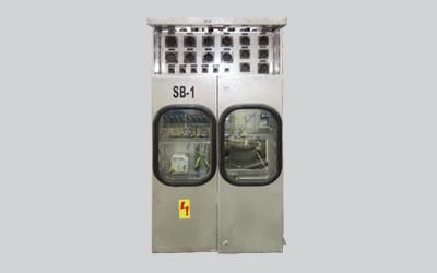 CONTROL SUPPLY PANEL FOR LOCOMOTIVE (SB1,SB2)